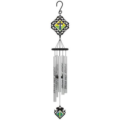 Bless Our Home Windchimes  -