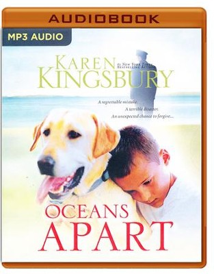 Oceans Apart - unabridged audio book on MP3-CD  -     Narrated By: Joyce Bean     By: Karen Kingsbury