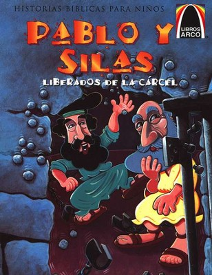 Pablo y Silas: Liverados de la C&#225rcel  (Jailhouse Rock)  -     By: Concordia Publishing House