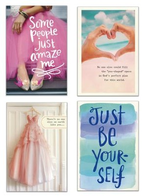 Encourage Cards, Box of 12  -     By: Sadie Robertson