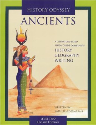 History Odyssey: Ancients, Level Two Grades 5-9  -     By: Kathleen Johnson