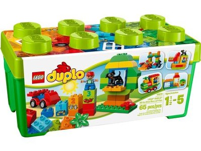 LEGO ® DUPLO ® All in One Box of Fun   -