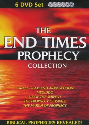 The End Times Prophecy Collection, 6-DVD Set   -