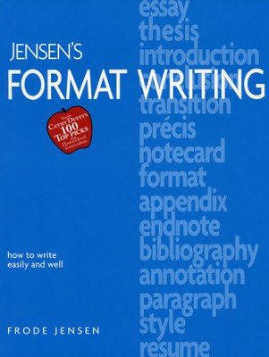 Jensen's Format Writing, Revised   -     By: Frode Jensen