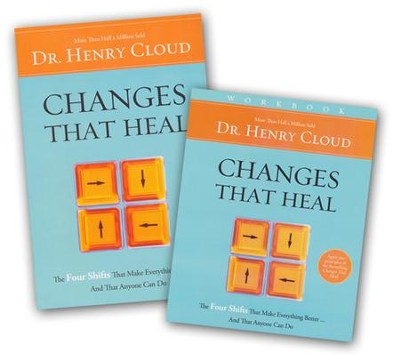 Changes That Heal, Book & Workbook   -     By: Dr. Henry Cloud