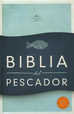 Biblia del Pescador RVR 1960, Enc. Dura (Fisher of Men Bible)   -     By: Luis Angel Diaz-Pabon