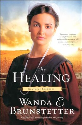 The Healing, Kentucky Brothers Series #2  - Slightly Imperfect  -     By: Wanda E. Brunstetter