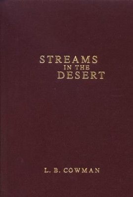 Streams in the Desert  -     By: L.B. Cowman