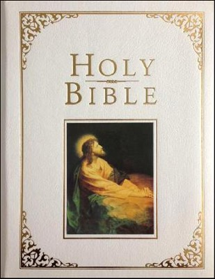 KJV Holman Family Bible Imitation Leather Padded Hardcover   -
