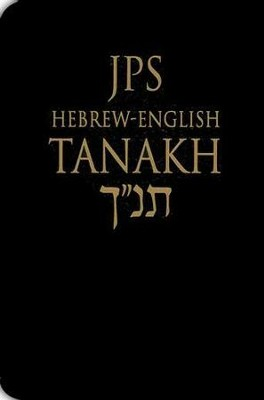 JPS Hebrew-English Tanakh: Pocket Edition, Paperback  -