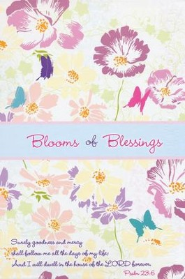 Blooms of Blessings Journal  -