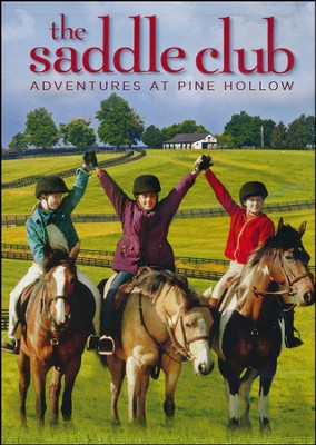 The Saddle Club: Adventure at Pine Hollow, DVD   -