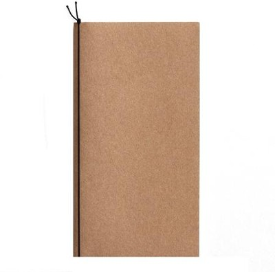 Blank Journal Insert  -
