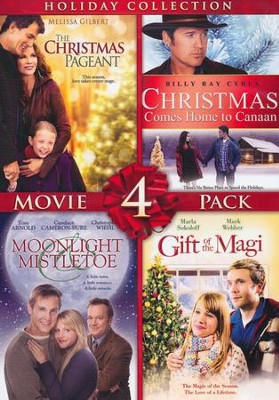 Holiday Collection: Movie 4 Pack, 2 DVDs   -