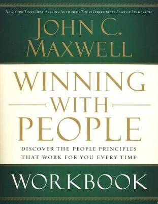 Winning With People, Workbook   -     By: John C. Maxwell