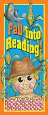 Fall into Reading! Bookmark    -