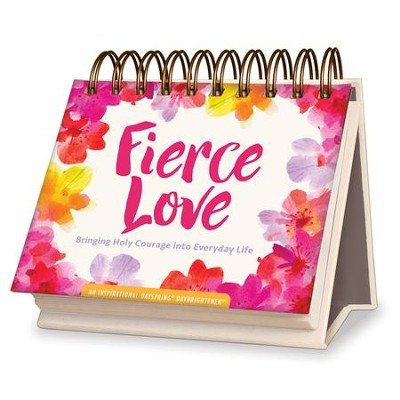 Fierce Love Daybrightener Calendar  -