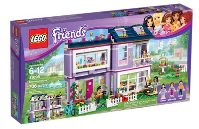 LEGO ® Friends Emma's House   -