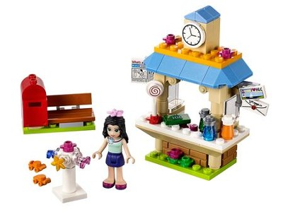 LEGO ® Friends Emma's Tourist Kiosk   -