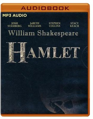 Hamlet - unabridged audio book on MP3-CD  -     Narrated By: Mark Capri     By: William Shakespeare