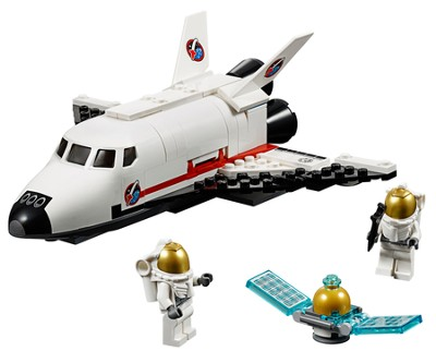 LEGO ® City Space Port Utility Shuttle   -