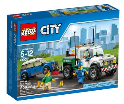 LEGO ® City Pickup Tow Truck   -