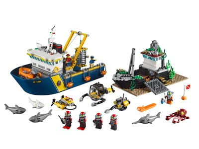 LEGO ® Deep Sea Exploration Vessel   -