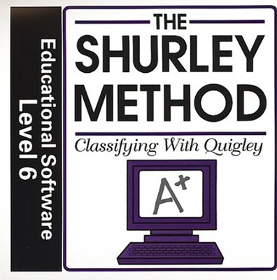 Shurley English Level 6 Educational Software  -