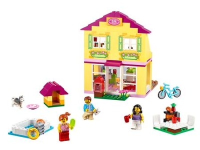 LEGO ® Juniors Family House   -