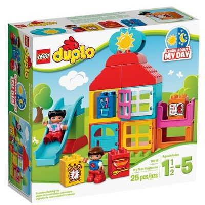 LEGO ® DUPLO ® My First Playhouse   -