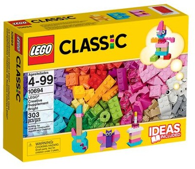 LEGO ® Classic Creative Supplement Bright   -