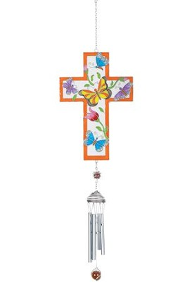 Butterfly Cross, Wireworks Chime  -