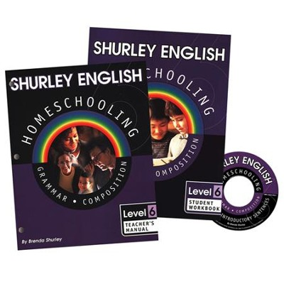 Shurley English Level 6 Kit  -