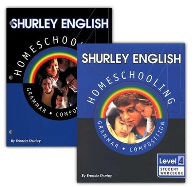 Shurley English Level 4 Kit  -