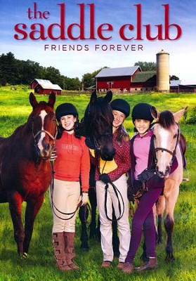 The Saddle Club: Friends Forever, DVD   -