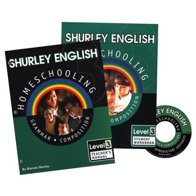 Shurley English Level 3 Kit  -