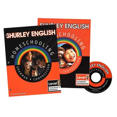 Shurley English Level 2 Kit  -