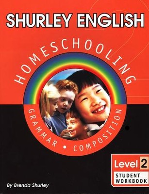 Shurley English Level 2 Student Workbook  -
