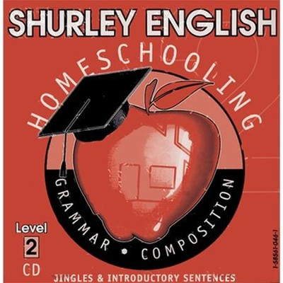 Shurley English Level 2 Instructional CD  -