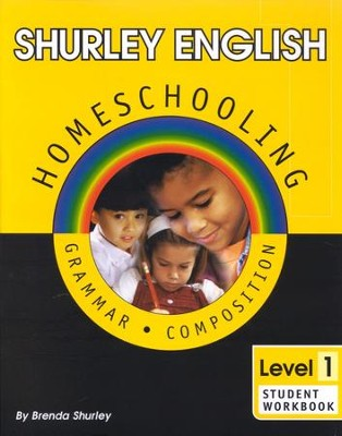 Shurley English Level 1 Student Workbook  -