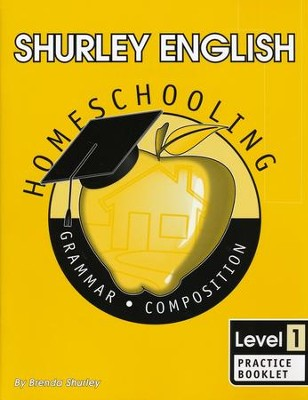 Shurley English Level 1 Practice Booklet  -
