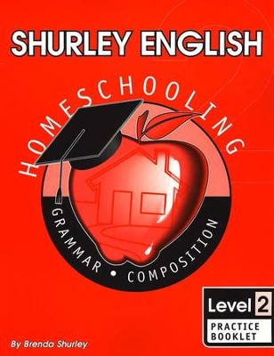 Shurley English Level 2 Practice Booklet  -