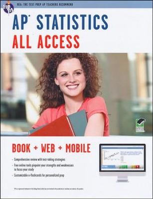 AP Statistics All Access  -     By: Robin Levine-Wissing