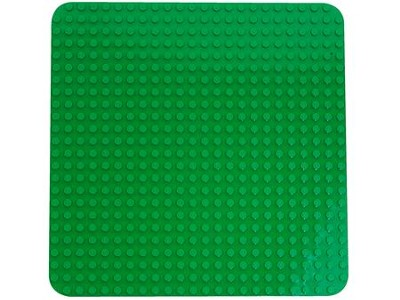 LEGO ® DUPLO ® Large Green Building Plate   -
