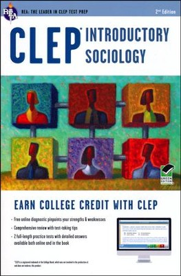 CLEP Introductory Sociology with Online Practice Exams  -     By: William Egelman