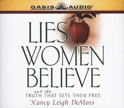 Lies Women Believe                - Audiobook on CD          -     Narrated By: Lisa Helm     By: Nancy Leigh DeMoss