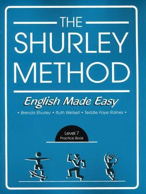 Shurley English Level 7 Practice Booklet  -