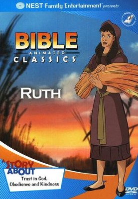 Animated Bible Classics: Ruth, DVD   -