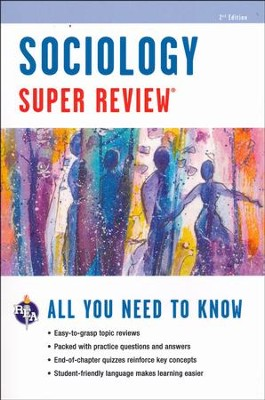 Sociology Super Review, 2nd. Ed.  -     By: J. Brice