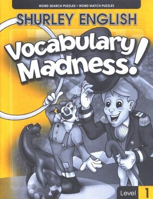 Shurley English Vocabulary Madness! Level 1   -